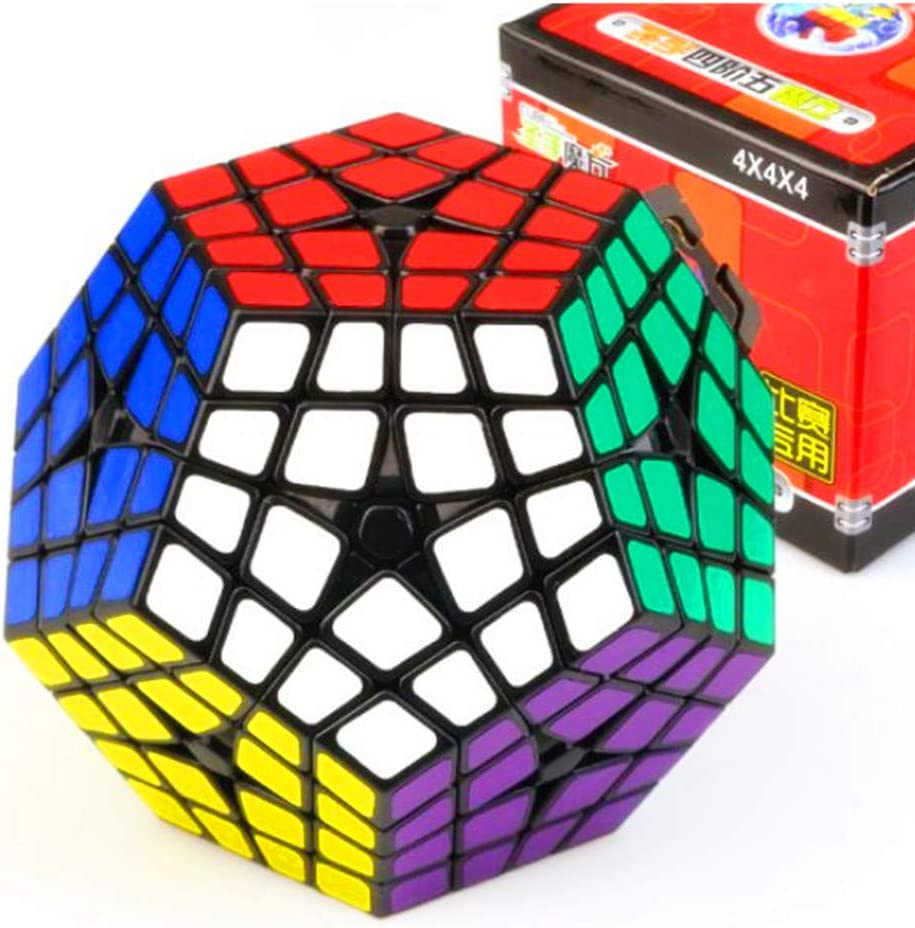 [CuberSpeed]CuberSpeed ShengShou Kilominx Black Magic cube 4x4 ShengShou Kilominx Speed cube Kct628 [並行輸入品]