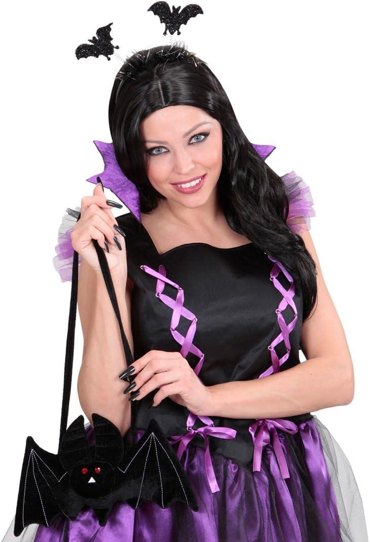 Borsetta Di Pipistrello Dracula Vampiro Halloween Costume