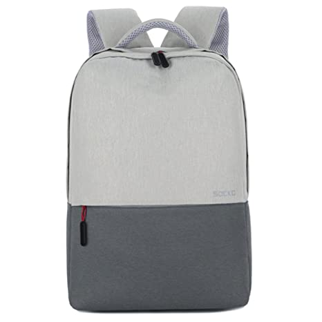 60f8f83db5fd SOCKO Laptop Backpack 15.6 Inch,Stylish Slim Business Travel Backpack for  Men Women College Computer Bag with Anti Theft Pocket Light Weight Casual  ...