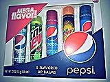 Pepsi 5 Flavored Lip Balms Maga Flavor!