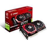MSI GeForce GTX 1070 GAMING X 8G Tarjeta Video 8GB, GDDR5, DirectX 12, VR Ready