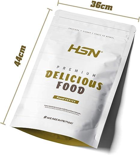 HSN Albumina de Huevo 100% Clara de Huevo en Polvo Deshidratada   Proteína Natural   Sin Grasas, Sin Colesterol, Vegetariano, Sin Gluten, Sin Lactosa, ...