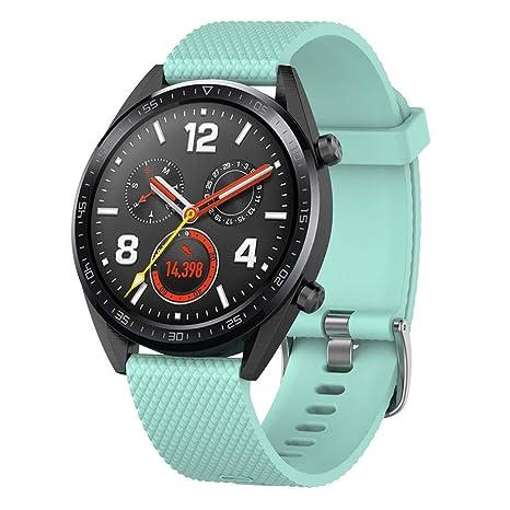 para Huawei Watch GT Correa, Heligen Correa para la muñeca con Banda de Reloj de