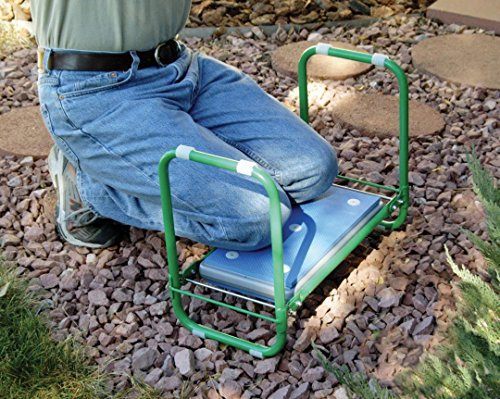 Walter Drake Supportive Folding Garden Seat and Kneeler ...