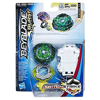 Beyblade Burst Evolution SwitchStrike Starter Pack Fafnir F3: Toys & Games