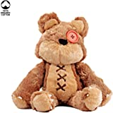 AEmber - League of Legends Tibbers Annie Bear Plush Doll Soft Stuffed Figure - Gift for Birthday and Christmas (Tibbers)