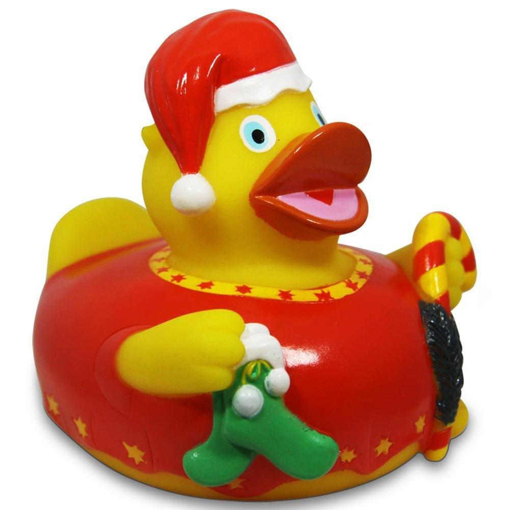 Badeente Weihnachten