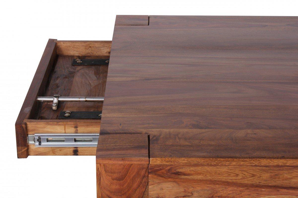 Design tische holz tisch design massivholz gebeiztes holz for Esszimmertisch modern ausziehbar