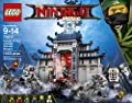 LEGO Ninjago Temple Ultimate Weapon 70617 Building Kit (1403 Piece) by LEGO