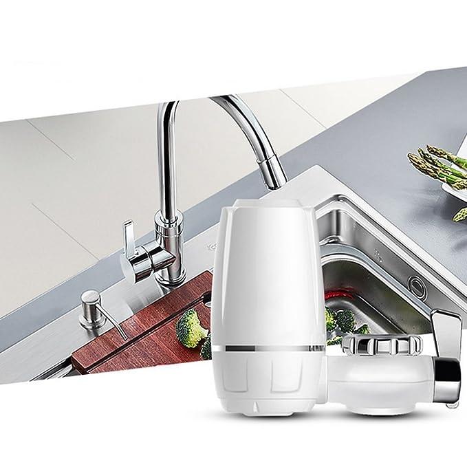 MQ - Filtro de agua para grifo de agua - apto para grifos estándar: Amazon.es: Hogar