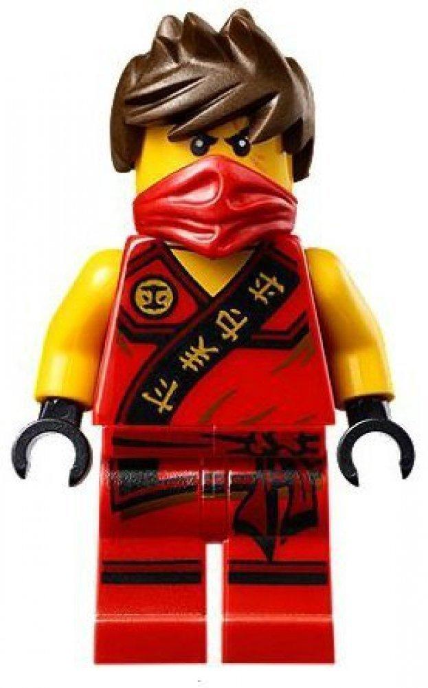 Lego Ninjago Kai Minifigure Sleeveless 2015 Ebay