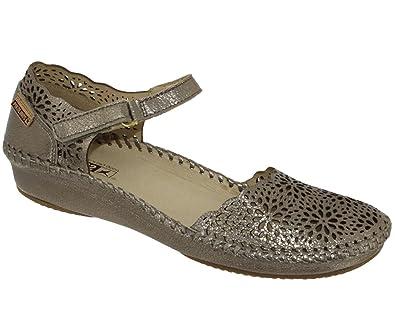 Pikolinos Sandale grau metallic 655-1572CL HaaPiR