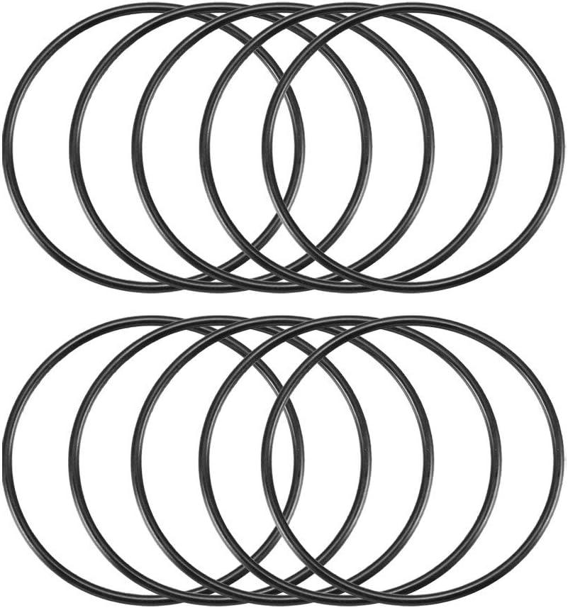 Nitril O-Ring 32mm Innendurchmesser 35mm OD 1,5mm Breite Dichtungsring Rund 10 St/ück