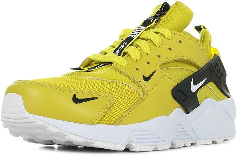 Nike Air Huarache Run Premium Zip Bright Citron BQ6164700