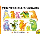 Ten Terrible Dinosaurs (Picture Puffin Books)