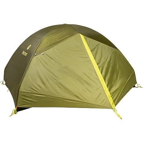 Amazon.com   Marmot Tungsten 3p Tent  3-Person 3-Season Green Shadow ... 6202c18a8d