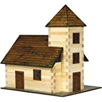 Walachia- Iglesia Kits de Madera (213)
