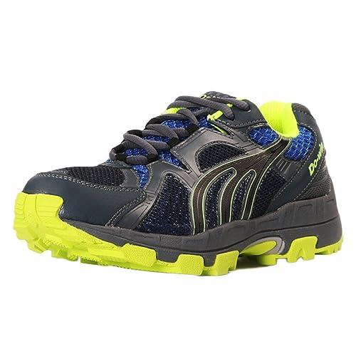 Zapatillas De Trail Running para Hombre Zapatillas De Entrenamiento Durable Low Rise Lighten Zapatillas para Caminar Jogging Zapatillas Ligeras De Maratón ...