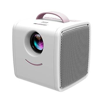 SUPVOX Q2 1080P Mini Proyector LED Proyector de Cine para casa ...