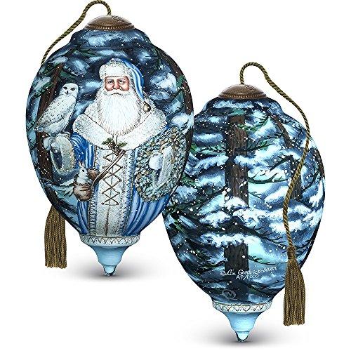 (Ne'Qwa Ltd Ed Santa of The North Ornament)