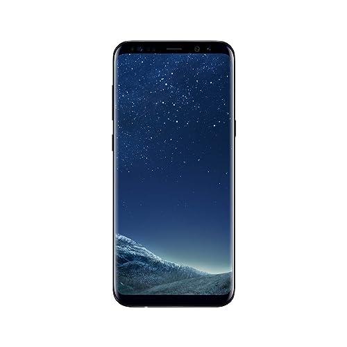 Samsung Galaxy S8 Smartphone Libre 5 8 4GB RAM 64GB 12MP Versión española Incluye Samsung Pay actualizaciones de Software y de Bixby compatibilidad de Redes Color Negro