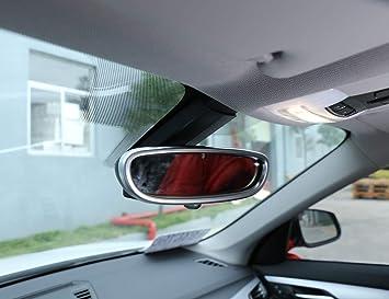 Rear View Back Side Mirror Trim For BMW X1 F48 2016 2017 Chrome Trim Accessories