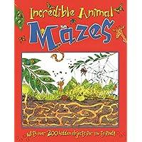 Incredible Animal Mazes