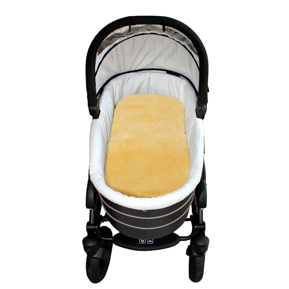 Baby-Lammfell Schafslammfell  Kinderwagen u. Buggy/Heitmann Felle product image