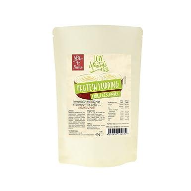 Preparado para elaborar natillas de vainilla low-carb LCW 60 g