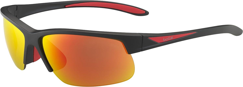 bollé Breaker Gafas de Sol Deportivas, Unisex Adulto