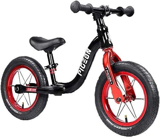 XT-equilibrado Bicicleta niño Equilibrio Deslizante Coche sin Pedal Bicicleta niño bebé Deslizante niño Coche de Juguete: Amazon.es: Hogar