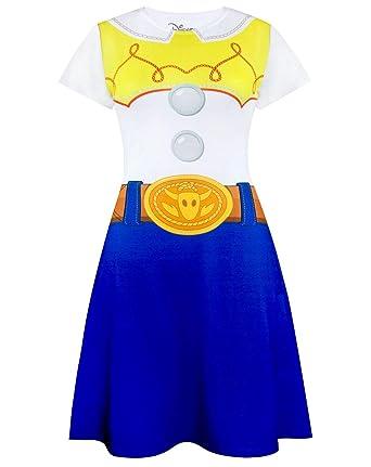 c2dc02a7dfd Amazon.com  Disney Pixar Toy Story Jessie Women s Ladies Costume Outfit  Dress S - XXXL  Clothing
