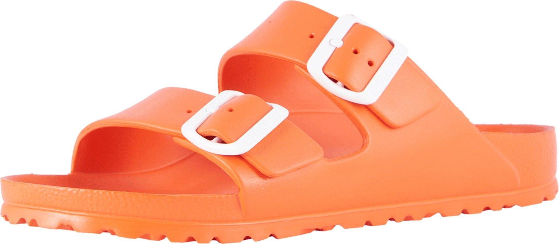 Birkenstock Unisex Arizona Essentials EVA Scuba Coral Sandals - 38 N EU / 7-7.5 2A(N) US by Birkenstock