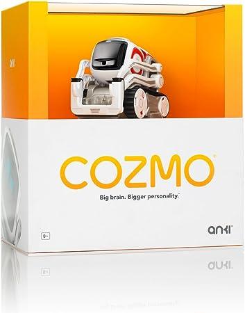 Amazon.es: Anki Cozmo Robot de Juguete Interactivo y Divertido, niños, Blanco, Color (000-00067)