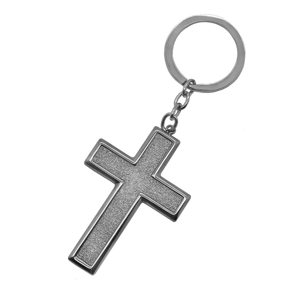 tumundo Keychain Keyfob Keyring Car-Key Key-Ring Holder Stainless Steel Scorpion Crab Accessory Black Gold Silver
