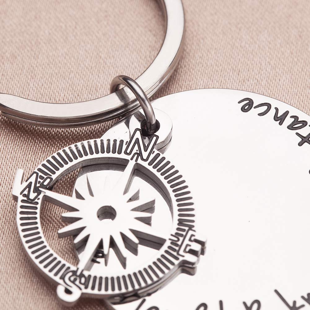 Amazon.com: Llavero para regalo de mejor amigo, para mujeres ...