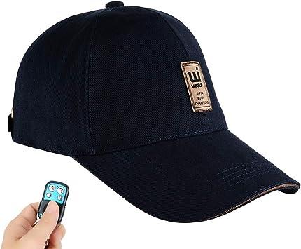 Opinión sobre 1080P HD Spy Hat Cámara Video Recorder Cap Soporte Toma de Fotos, 2.4G Control Remoto, 16GB Tarjeta de Memoria Incorporada