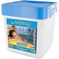 Miganeo® Chlorgranulat schnelllöslich 56% Aktivchlor, organisch für Schock Chlorung,Pool