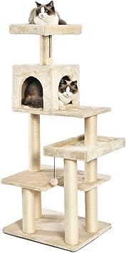 Amazon Basics Extra Large Cat Tree Tower with Condo
