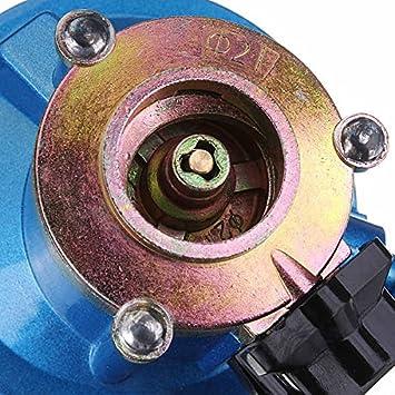 Barbacoa de gas (30 mbar Gas butano Regulador de baja presión para Caravana