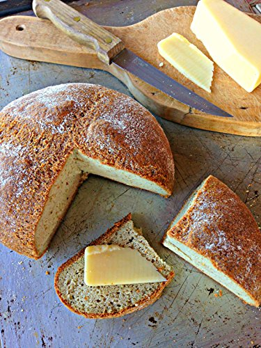 Paleo-Keto Friendly-Grain Free Rustic Bread Mix 10.2 oz 3