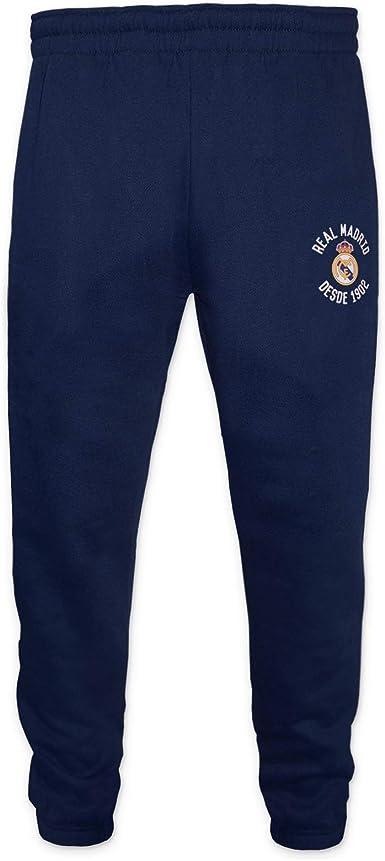 Real Madrid Pantalones De Fitness Ajustados Para Nino Producto Oficial Amazon Es Ropa Y Accesorios