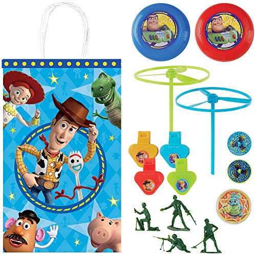 Party City Toy Story 4 Party Favors for
