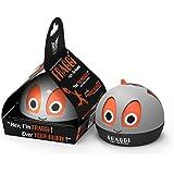 FRAGGi™ Premium Quality Air Freshener Car Perfume For Dashboard (Raga: The Passion, Black, 80 g)