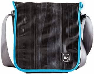 product image for Alchemy Goods Haversack Messenger Bag, Made from Recycled Bike Tubes
