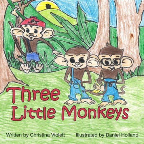 Three Little Monkeys (Little Monkeys Three)