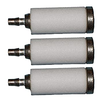 amazon com poulan craftsman chainsaw (3 pack) replacement fuelCraftsman Fuel Filter #13