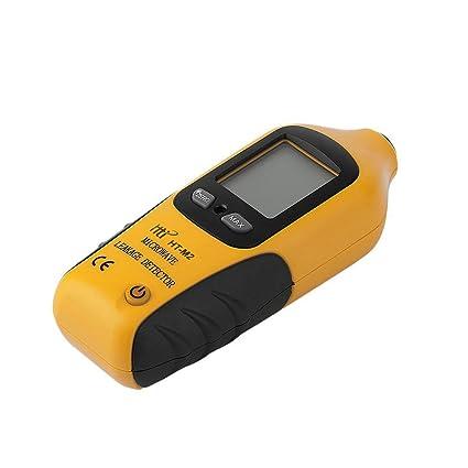 Ballylelly HT-M2 Pantalla LCD Digital Profesional Detector de ...