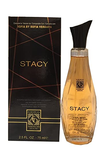 Stacy Perfume 2.5 oz Eau De Toilette Spary for Women by EAD