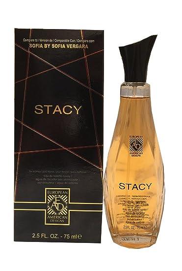 Stacy Perfume 2.5 oz Eau De Toilette Spary for Women by EAD